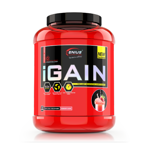 Genius Nutrition iGain